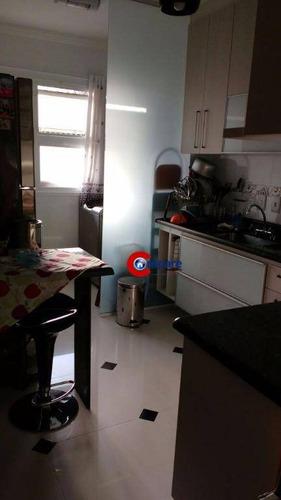 apartamento residencial à venda, jardim adriana, guarulhos - ap4820. - ap4820