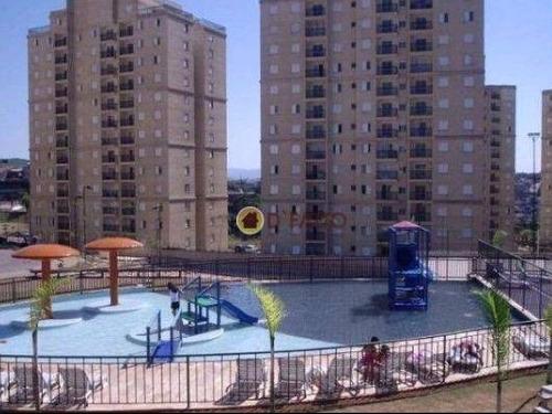 apartamento residencial à venda, jardim albertina, guarulhos - ap0430. - ap0430