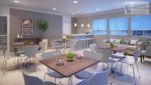 apartamento residencial à venda, jardim albertina, guarulhos. - ap1582