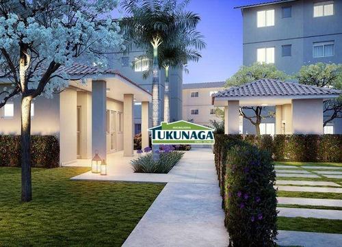 apartamento residencial à venda, jardim albertina, guarulhos. - ap1629