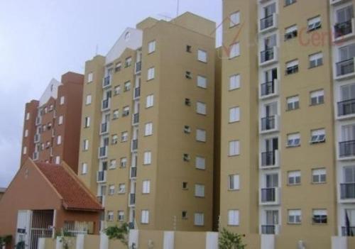 apartamento residencial à venda, jardim alice, indaiatuba. - ap0124