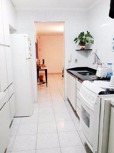 apartamento residencial à venda, jardim alvorada, santo andré. - ap1352