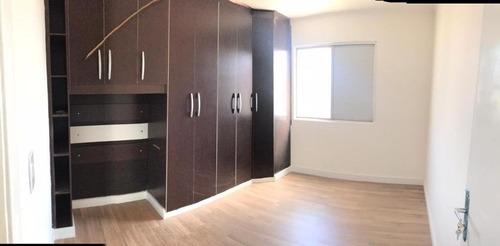 apartamento residencial à venda, jardim alzira franco, santo andré. - ap1497