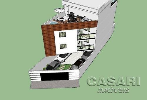 apartamento residencial à venda, jardim alzira franco, santo andré - ap55549. - ap55549