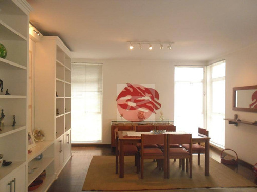 apartamento residencial à venda, jardim américa, são paulo. - ap0106