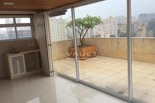 apartamento residencial à venda, jardim américa, são paulo. - ap0110