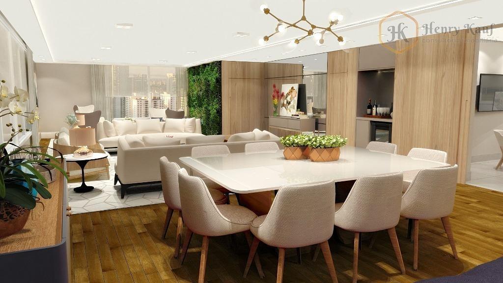apartamento residencial à venda, jardim américa, são paulo. - ap1305