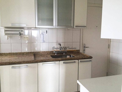 apartamento residencial à venda, jardim anália franco, são paulo. - ap1189