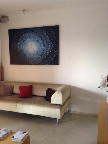 apartamento  residencial à venda, jardim anália franco, são paulo. - ap2677