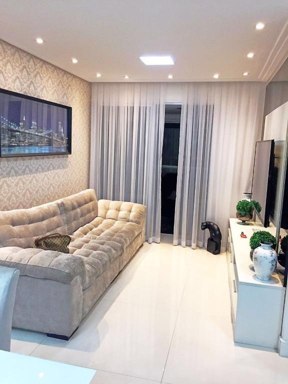 apartamento  residencial à venda, jardim anália franco, são paulo. - ap3565