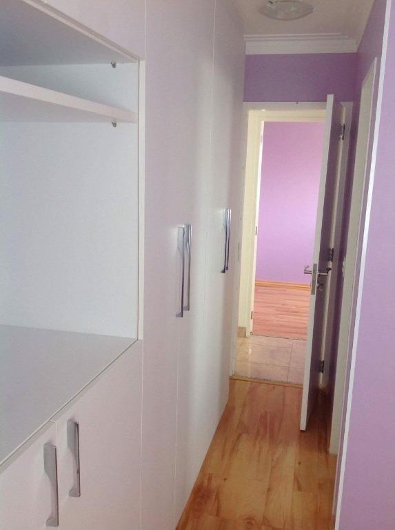 apartamento residencial à venda, jardim anália franco, são paulo. - ap3618