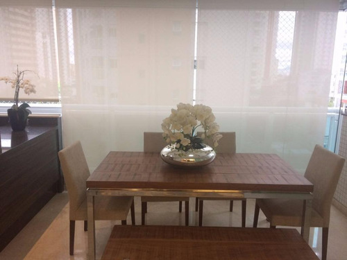 apartamento residencial à venda, jardim anália franco, são paulo. - ap4708