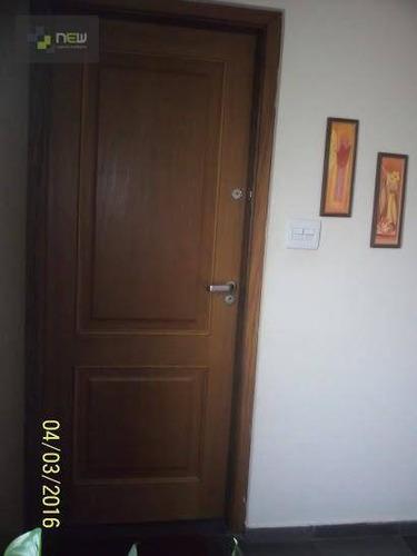 apartamento  residencial à venda, jardim anhangüera, ribeirão preto. - ap0612