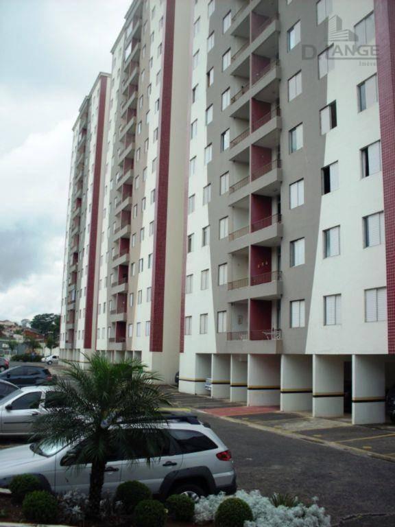 apartamento residencial à venda, jardim anton von zuben, campinas - ap4157. - ap4157