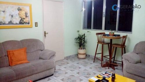 apartamento residencial à venda, jardim apolo, são josé dos campos. - ap10883