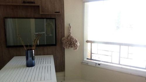 apartamento residencial à venda, jardim aquarius, são josé d