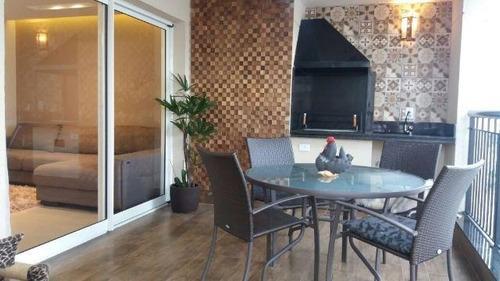 apartamento residencial à venda, jardim aquarius, são josé dos campos. - ap0021