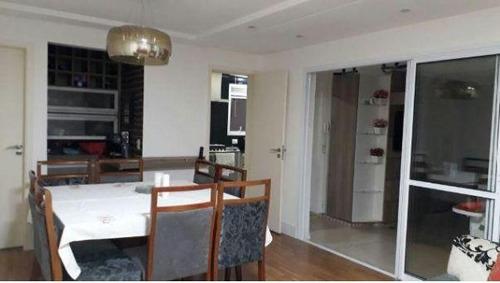 apartamento residencial à venda, jardim aquarius, são josé dos campos. - ap0022