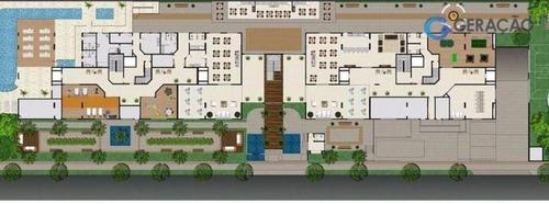 apartamento residencial à venda, jardim aquarius, são josé dos campos - ap10216. - ap10216