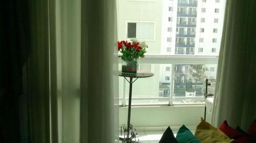 apartamento residencial à venda, jardim aquarius, são josé dos campos. - ap2715