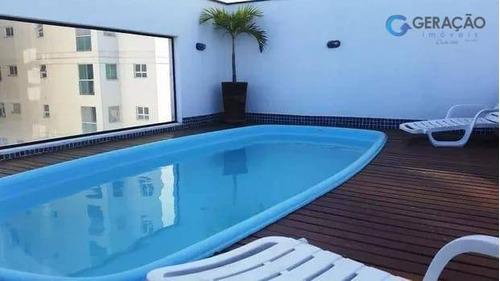 apartamento residencial à venda, jardim aquárius, são josé dos campos - ap6575. - ap6575