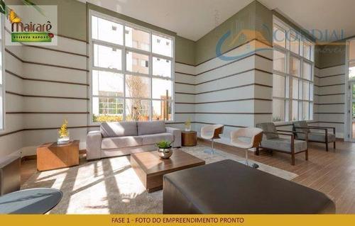 apartamento residencial à venda, jardim arpoador, são paulo. - codigo: ap0257 - ap0257
