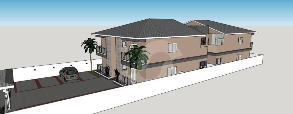 apartamento residencial à venda, jardim atlântico oeste (itaipuaçu), maricá. - ap2944