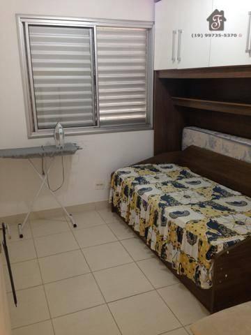 apartamento residencial à venda, jardim aurélia, campinas. - ap0410