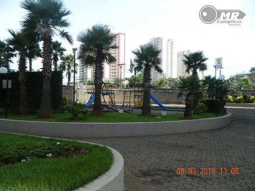 apartamento  residencial à venda, jardim aurélia, campinas. - ap0615