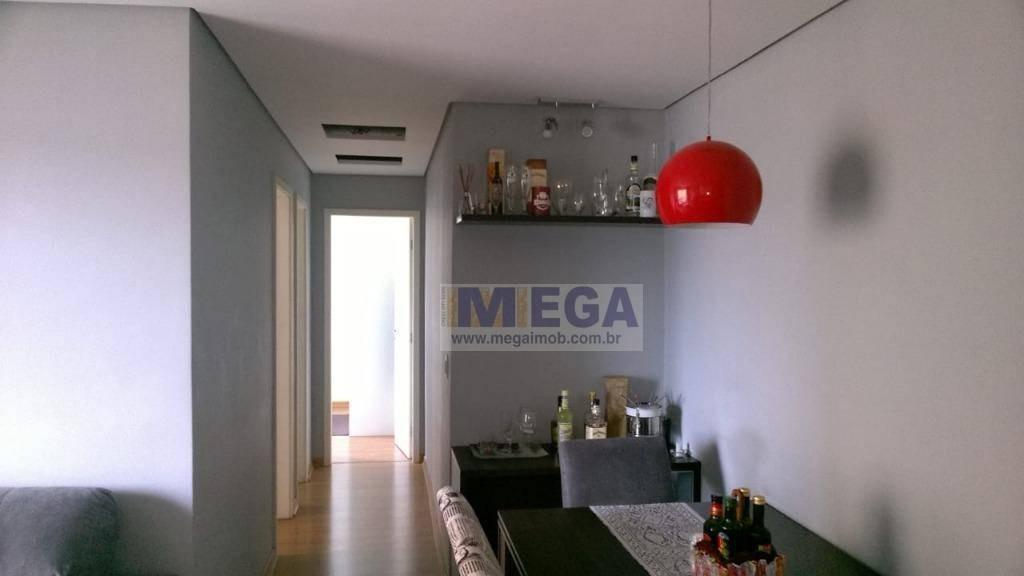 apartamento residencial à venda, jardim aurélia, campinas. - ap2190