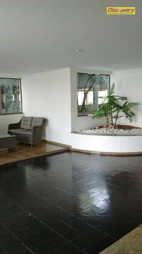 apartamento residencial à venda, jardim barbosa, guarulhos. - ap0466