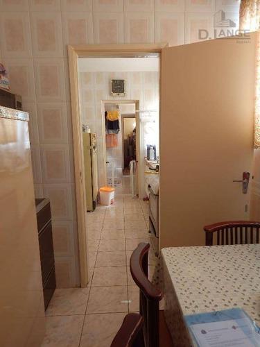 apartamento  residencial à venda, jardim bela vista, campinas. - ap14135