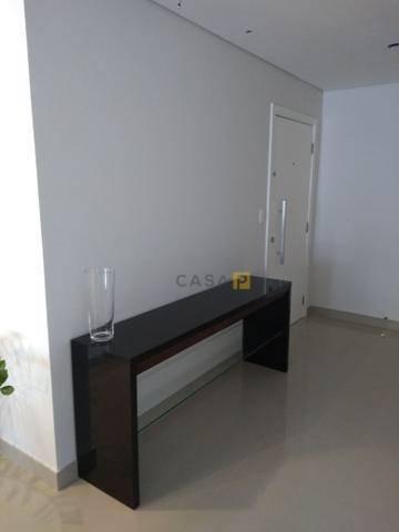 apartamento residencial à venda, jardim bela vista, nova odessa. - ap0309