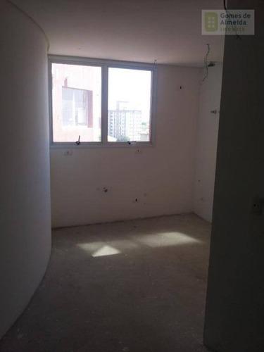 apartamento residencial à venda, jardim bela vista, santo andré - ap0198. - ap0198