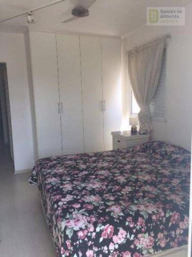 apartamento residencial à venda, jardim bela vista, santo andré - ap1690. - ap1690