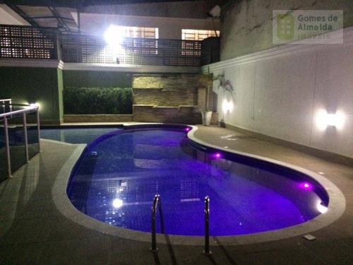 apartamento residencial à venda, jardim bela vista, santo andré - ap2265. - ap2265