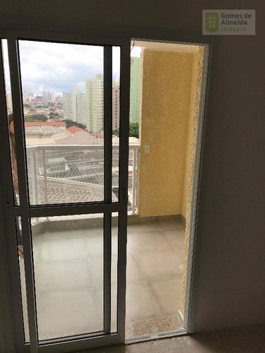 apartamento residencial à venda, jardim bela vista, santo andré. - codigo: ap2940 - ap2940