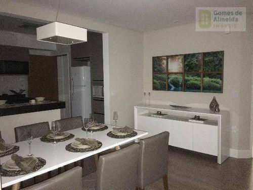 apartamento residencial à venda, jardim bela vista, santo andré. - codigo: ap2998 - ap2998