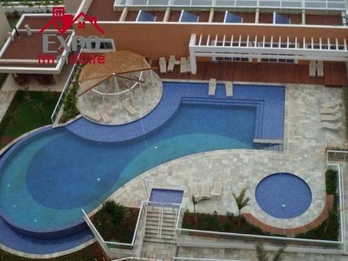 apartamento residencial à venda, jardim belo horizonte, campinas. - ap0387