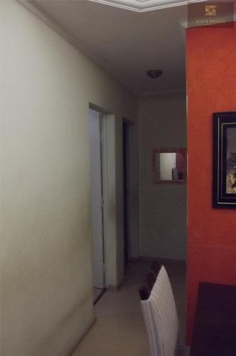 apartamento residencial à venda, jardim bom clima, guarulhos. - codigo: ap1741 - ap1741