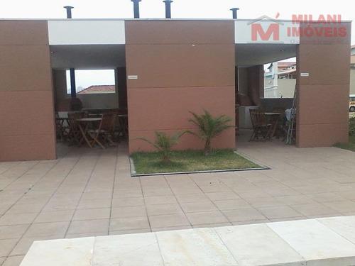 apartamento  residencial à venda, jardim bonfiglioli, são paulo. - ap0048