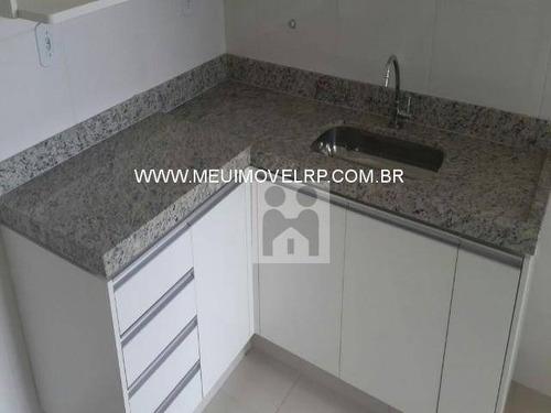 apartamento residencial à venda, jardim botânico, ribeirão preto - ap0150. - ap0150