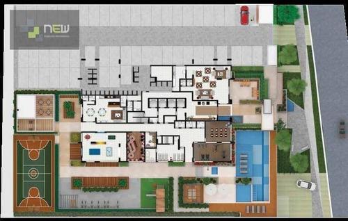 apartamento residencial à venda, jardim botânico, ribeirão preto. - ap0348