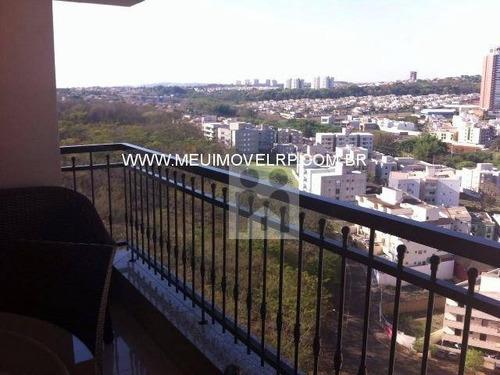 apartamento residencial à venda, jardim botânico, ribeirão preto - ap0527. - ap0527