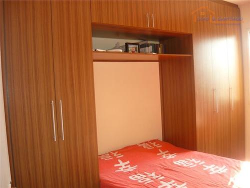 apartamento residencial à venda, jardim botucatu, são paulo - ap0436. - ap0436