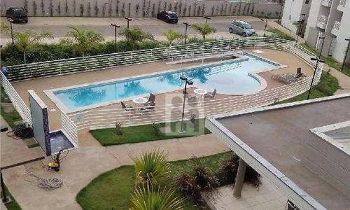 apartamento residencial à venda, jardim califórnia, ribeirão preto - ap0842. - ap0842