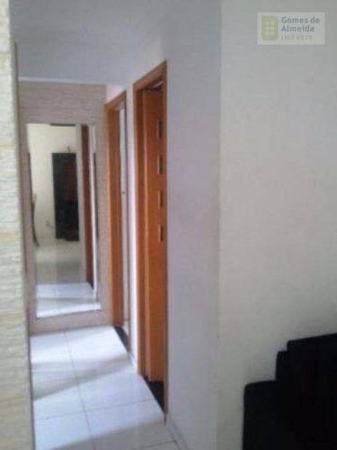 apartamento residencial à venda, jardim cambuí, santo andré - ap1903. - ap1903