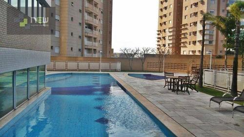 apartamento  residencial à venda, jardim canadá, ribeirão preto. - ap0465
