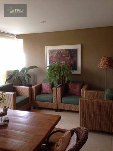 apartamento residencial à venda, jardim canadá, ribeirão preto. - ap0674