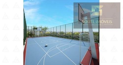 apartamento residencial à venda, jardim caravelas, são paulo. - codigo: ap2271 - ap2271
